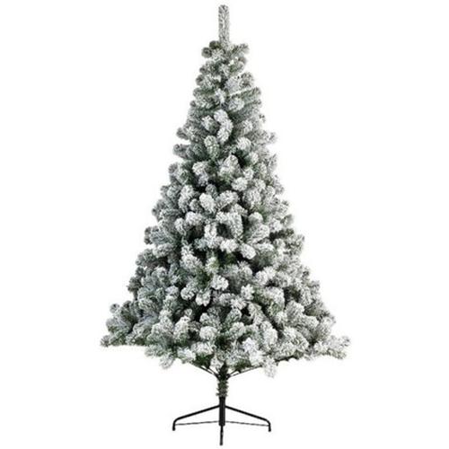 Árvore de natal - efeito neve
