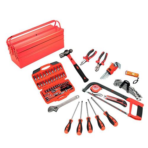 Caixa de ferramentas - 69 peças