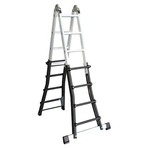 Escada telescópica 4x4 degraus