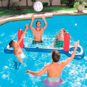 Jogo de voleibol flutuante