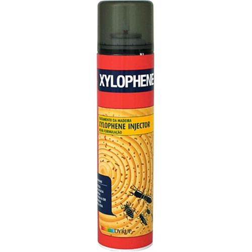 Spray protetor para madeira