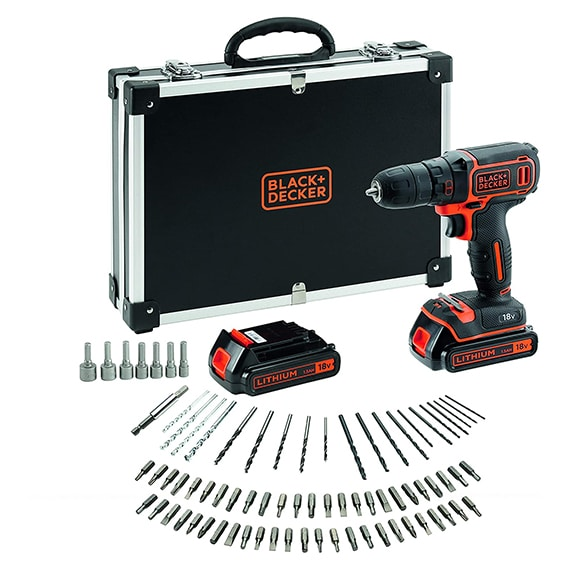 Kit berbequim Black & Decker