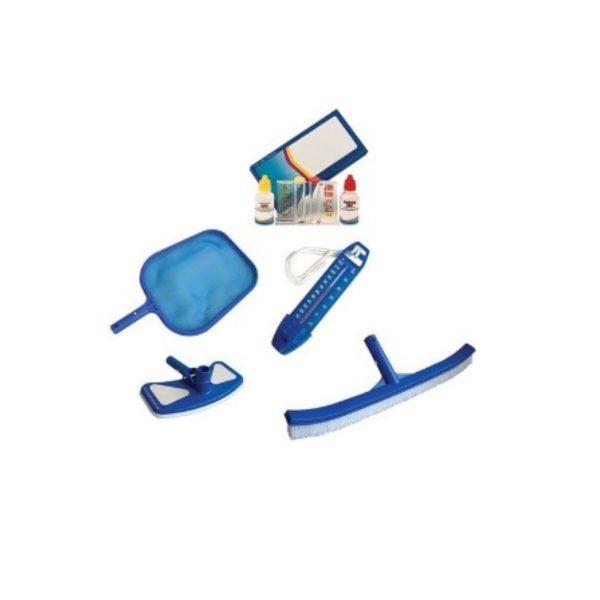 Kit limpeza ECO 5 BLUE ZONE POOL