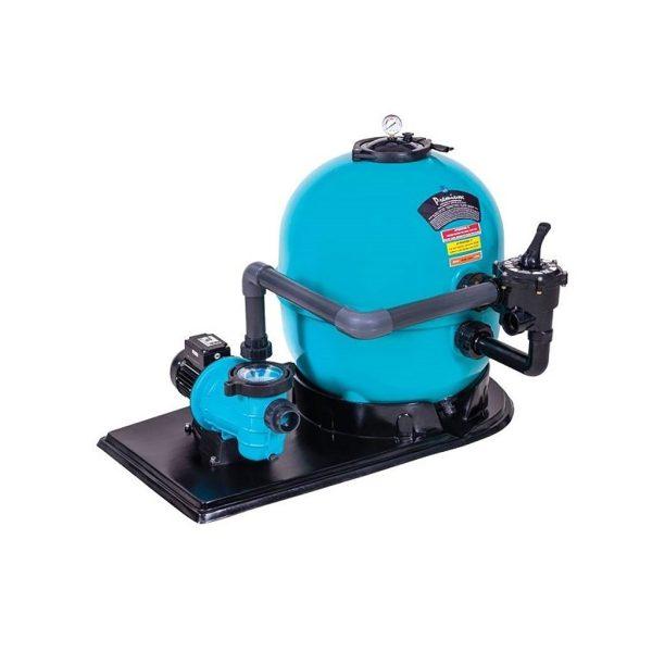 Bomba BLUE ZONE POOL + Kit Filtro